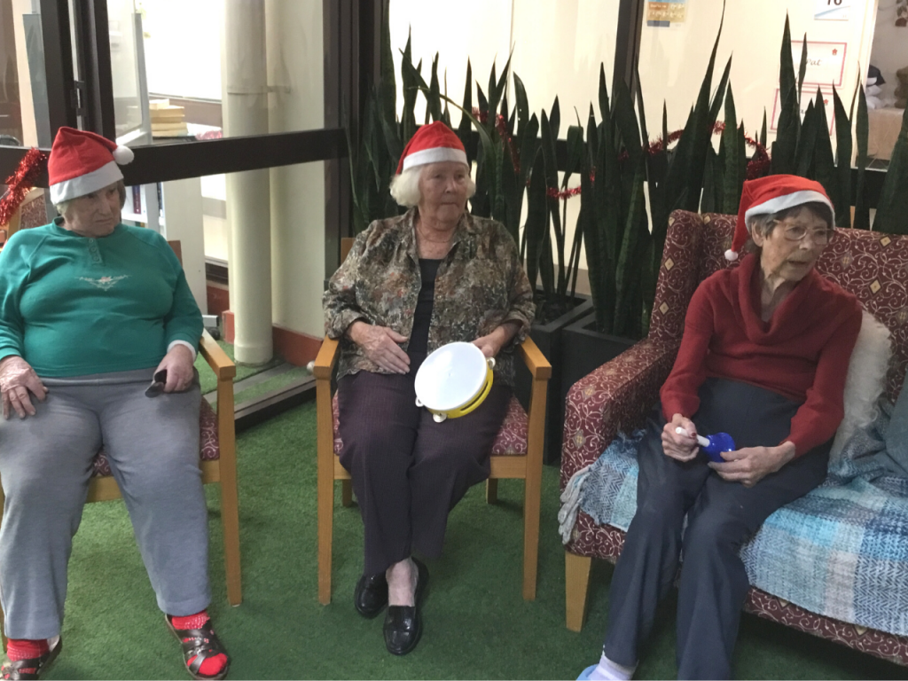 Christmas Music at Manly Vale