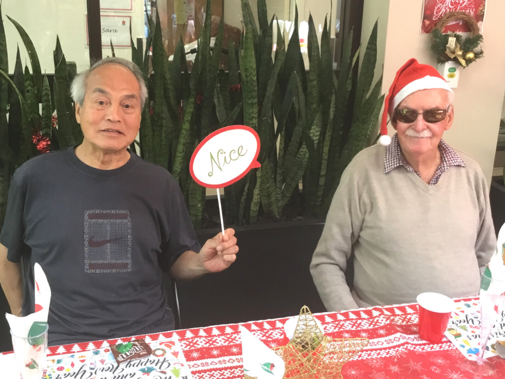 Christmas Cheer at Manly Vale