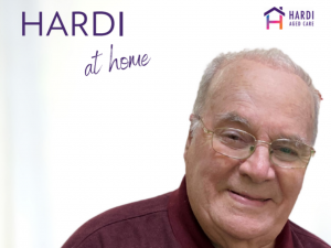 Hardi at Home 2021 Summer Front Cover